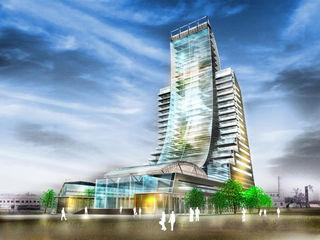 Business tower, tripoli