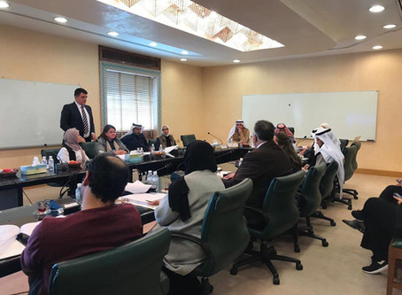 Municipality Council Meeting for FCC Project, Kuwait