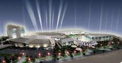 Secondry Tennis Stadium