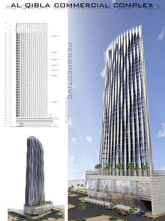 Al-Qibla commercial complex  