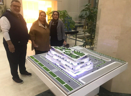 FCC , Phase 4 : physical model of the project is delivered to MPW .