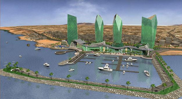 Tripoli Commercial Center