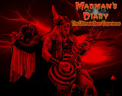 Ozzy Tribute Band,Madman's Diary Stl.