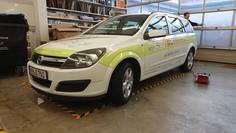 Fahrzeugbeschriftung im Corporate Design