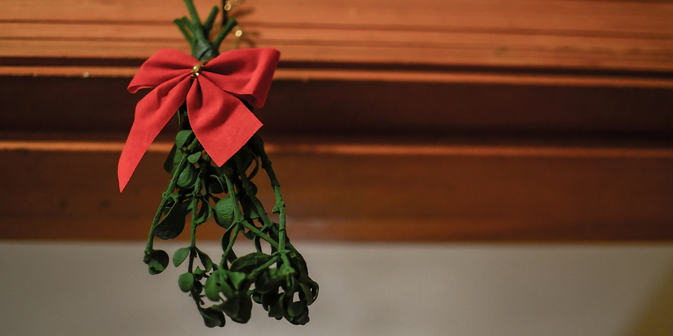 A Gathering (of Mistletoe)