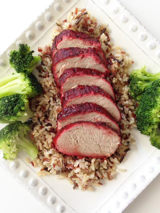 PORK FILLET, CHINESE STYLE