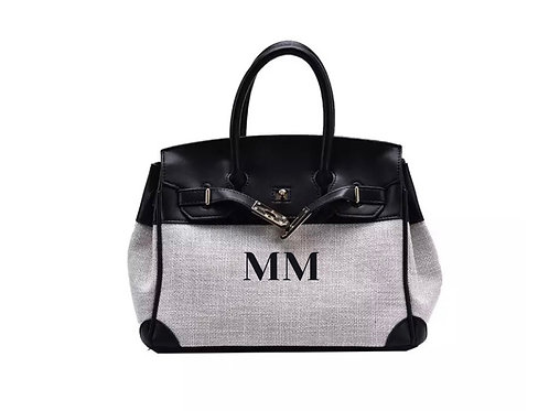 PERSONALISED LONDON TOTE