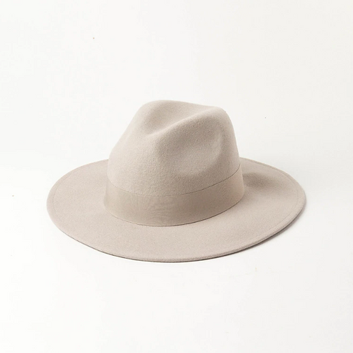 MILK & COFFEE FEDORA