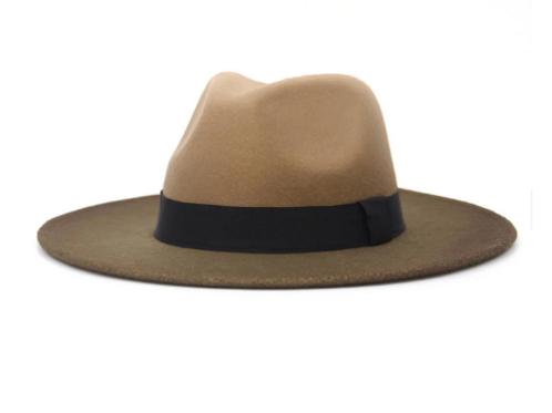 AUTUMN OMBRE HAT