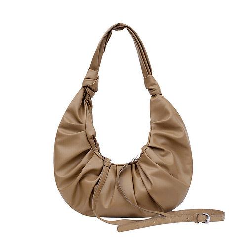 SHOULDER KNOT POUCH BAG
