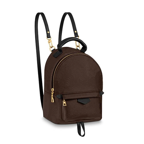 MONOGRAM BACKPACK - SMALL