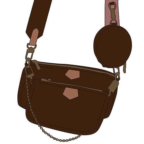 MULTI-POUCH BAG