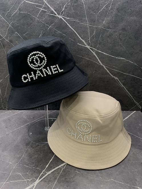 PEARL CC BUCKET HAT