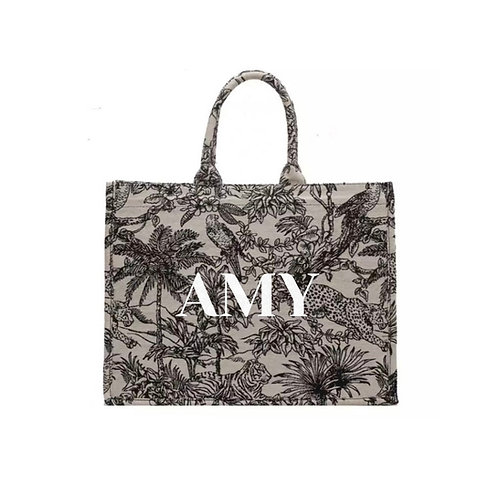 MIMODE PERSONALISED BOOKTOTE