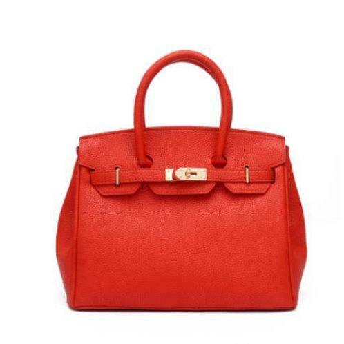 LOLA TOTE - RED