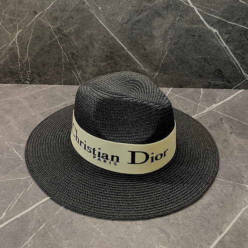 CATALINA BEACH HAT - BLACK