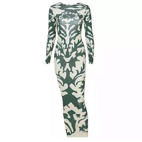 LIANA BACKLESS DRESS
