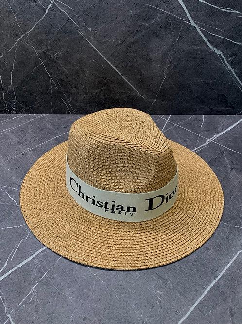 CATALINA BEACH HAT - STRAW