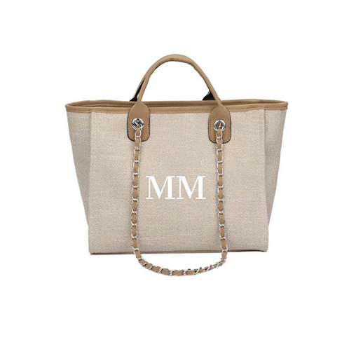 PERSONALISED SHOPPER TOTE