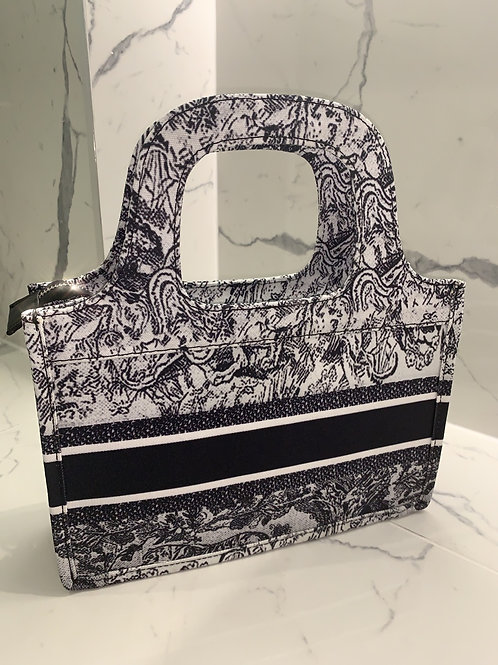 MINI SHOPPER TOTE