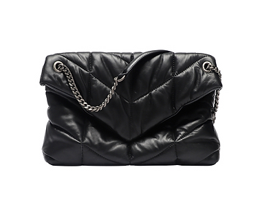 LUXE LARGE FLAP BAG