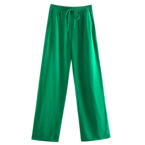 CARA STRING TIE TROUSERS