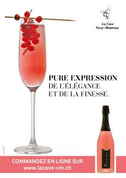 Montreux mousseux, nectardesign