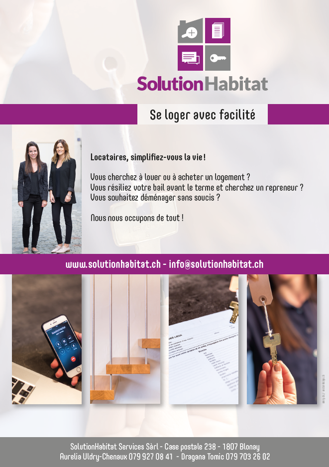 Solution Habitat, nectardesign.ch