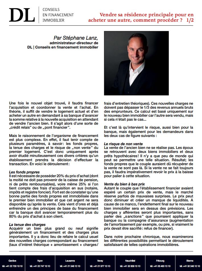 IMMomagazine, nectardesign.ch