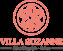 Logo Villa Suzanne, nectardesign