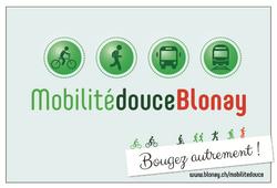 Blonay, Mobilité, nectardesign