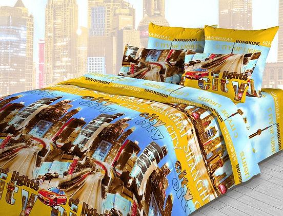 Городские легенды ( двухспальный, бязь)