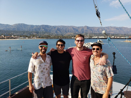 Music for Dinghies in SB Harbor