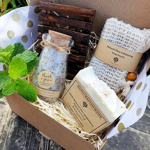 Peppermint & Eucalyptus Gift Box