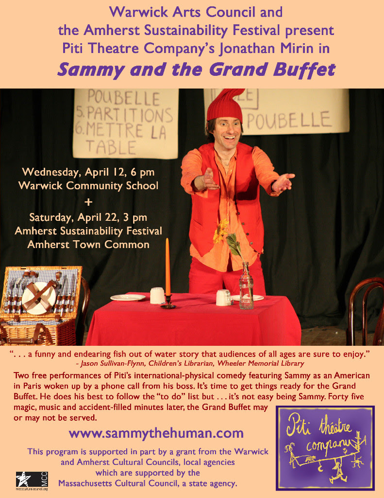 Sammy and the Grand Buffet