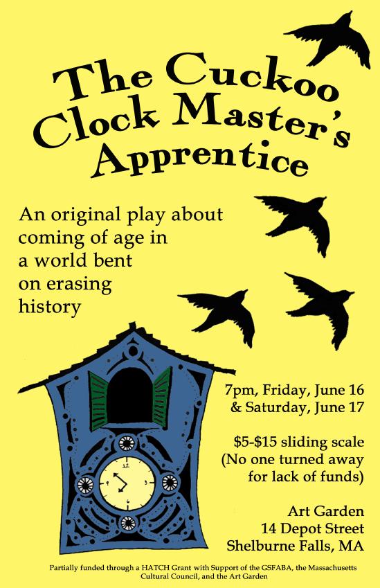 Cuckoo Clock Flyer