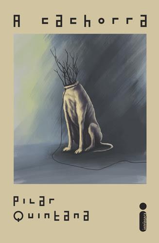 Livro A Cachorra