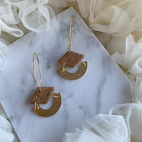 Ellegant Hoop Gold