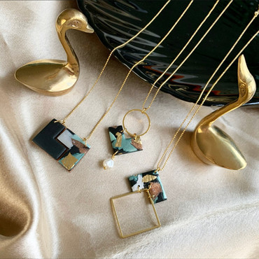 Kyoki Necklaces