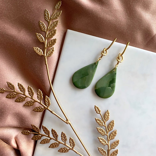 Penelope in Green Jade