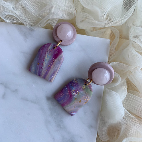 Rose Quartz Unicorn Beauty