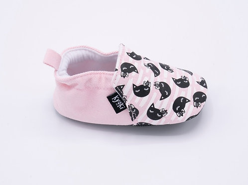 copy of The One With The Cats with a Bow and Anti-Slip Rubber Soles