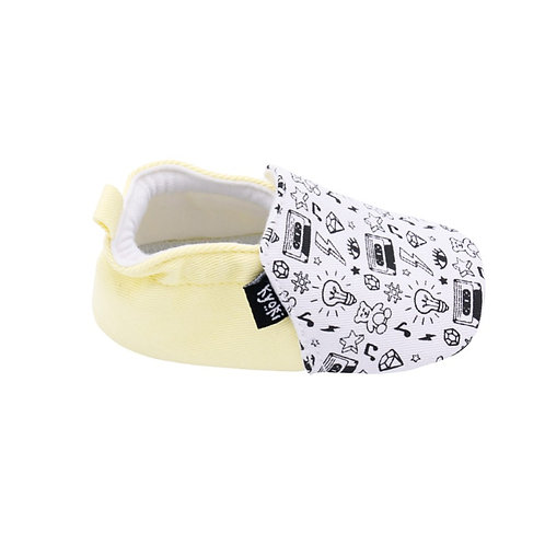 The One With The Doodles and Anti-Slip Rubber Sole