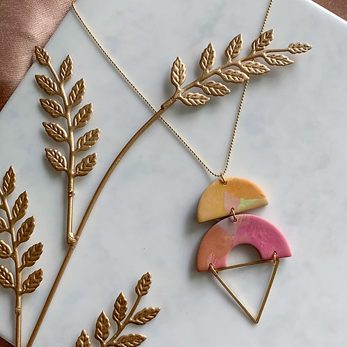 Geo Kyoki Necklace