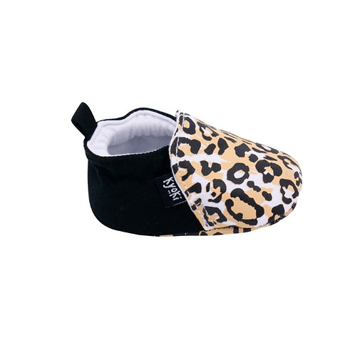 The One With The Animal Print and Soft Fabric Sole
