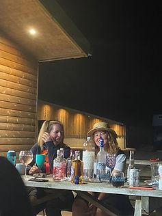 Vicky and Chloe camp 2020.jpg