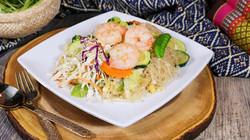 Pad Woon Send Shrimp (2)