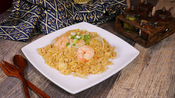 Shrimp Spicy Fried Rice with Basil (3)