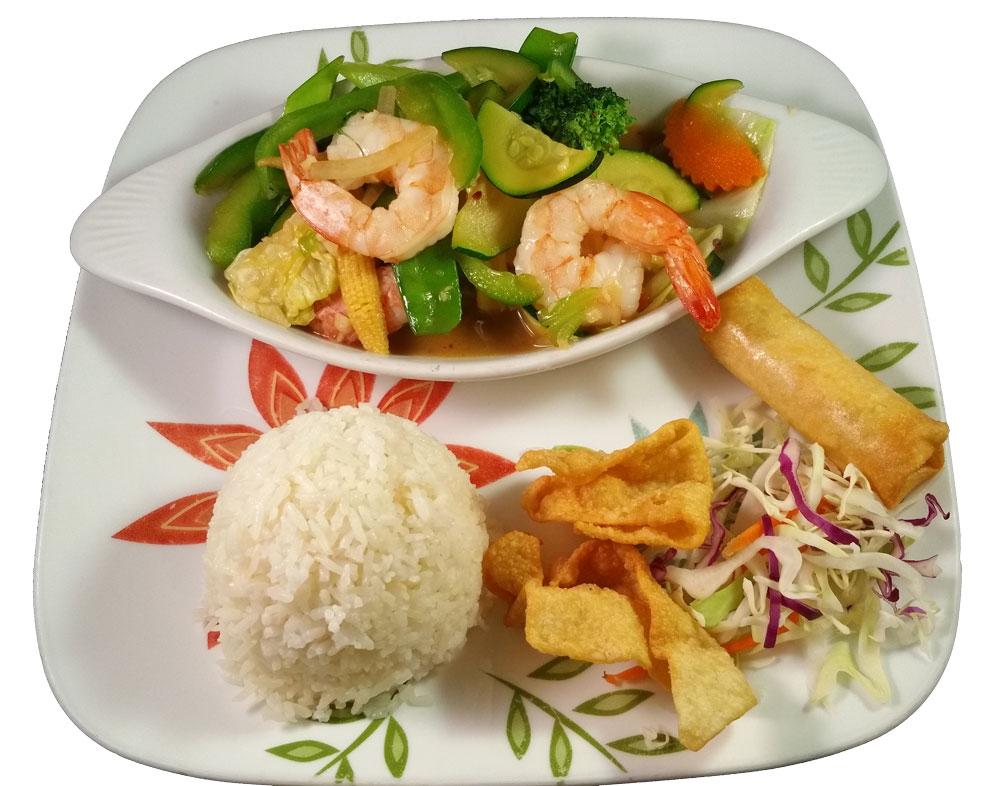 Lunch-VegShrimp