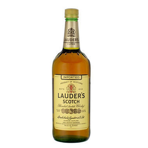 LAUDER'S SCOTCH TRAVELER